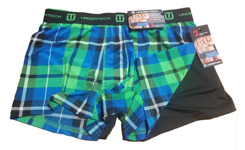 Undertech 2 Pack Modern Stretch Trunks