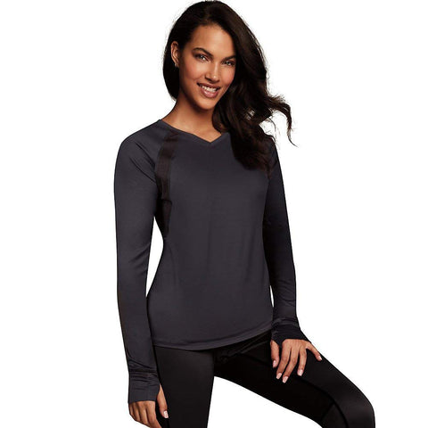 Maidenform Active V-Neck Top