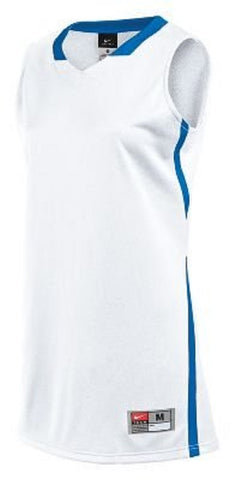 Nike Dri Fit Hyper Elite Jersey - Women's Athletic Baseball Sleeveless T-Shirt