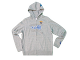 Soffe Athletic Wear Women Tops, Fleece Zip-Up Hoodie/Kentucky
