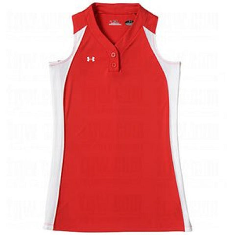 Under Armour Womens HeatGear Sleeveless Jersey