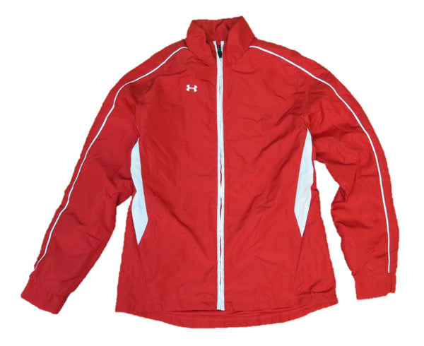 Under Armour Women's UA Crave Woven Warm-up Jacket