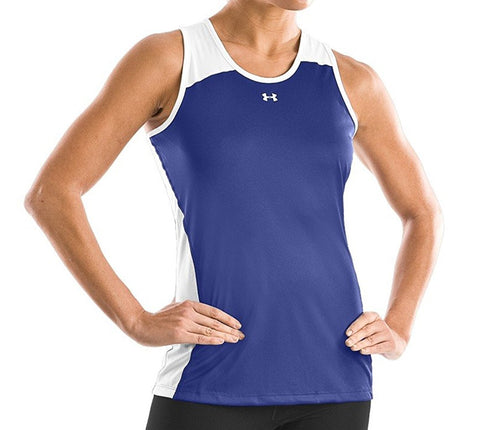 Under Armour Womens Women's UA Intimidate Racerback Jersey