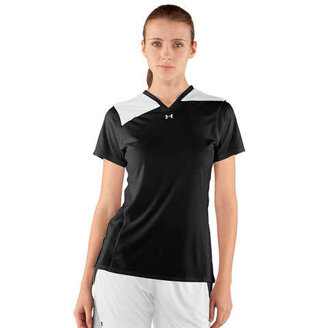Under Armour Womens Women's UA Intimidate Short Sleeve Jersey 1201238