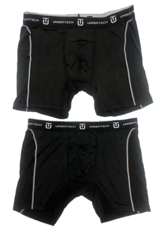Undertech 2 Pack Performance Boxer Briefs