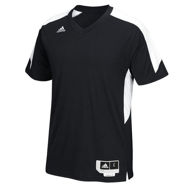 adidas Commander 15 Shooter Mens Basketball Black Shirt