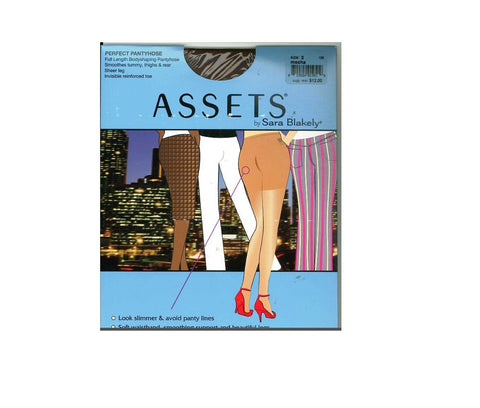 Assets by Sara Blakely Perfect Pantyhose (126B)