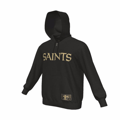 Men's New NFL Classic Heavyweight Fleece New Orleans Saints Sweatshirt RN327