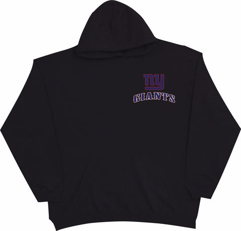 Men's New NFL Running Back New York Giants Hoodie, 2XL, Style Number RU232