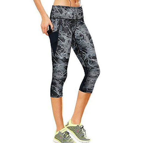 Champion Women's 6.2 Vapor Performance Capri Legging