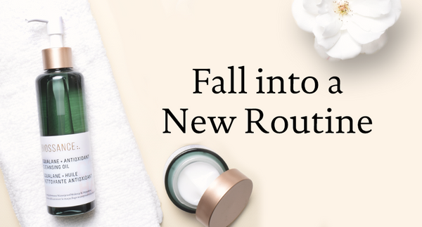 Fall into a New Routine