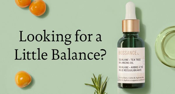 Looking for a Little Balance?