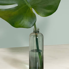 Upcycling Your Biossance Bottles: e Your Pore Toner Bottle as a Vase for Plants & Flowers