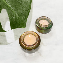 Upcycling Your Biossance Bottles: Turn Your Moisturizer Jar into a Candle Holder