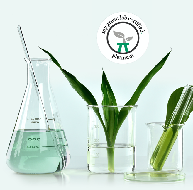 Green Lab Certification