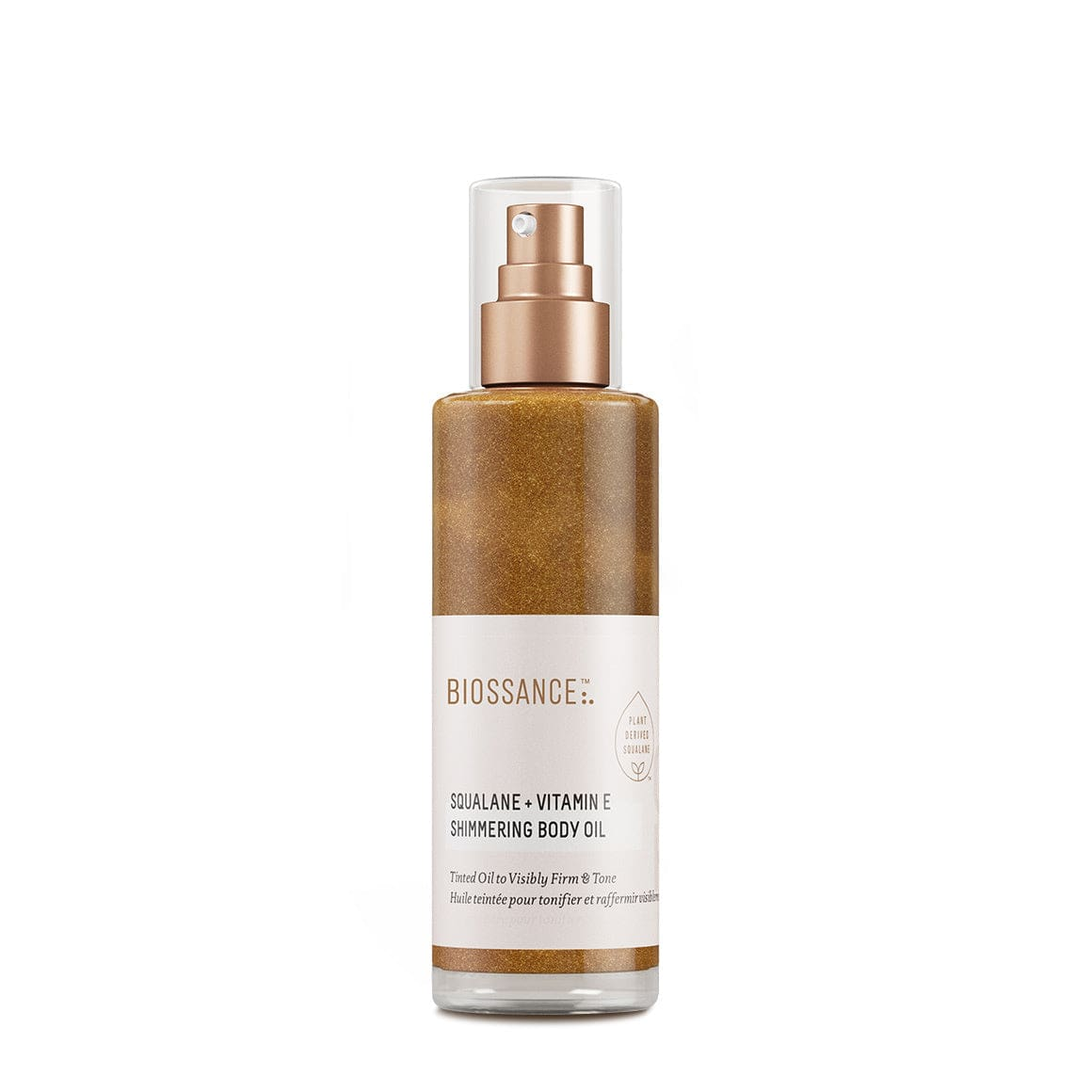 Squalane + Vitamin E Shimmering Body Oil