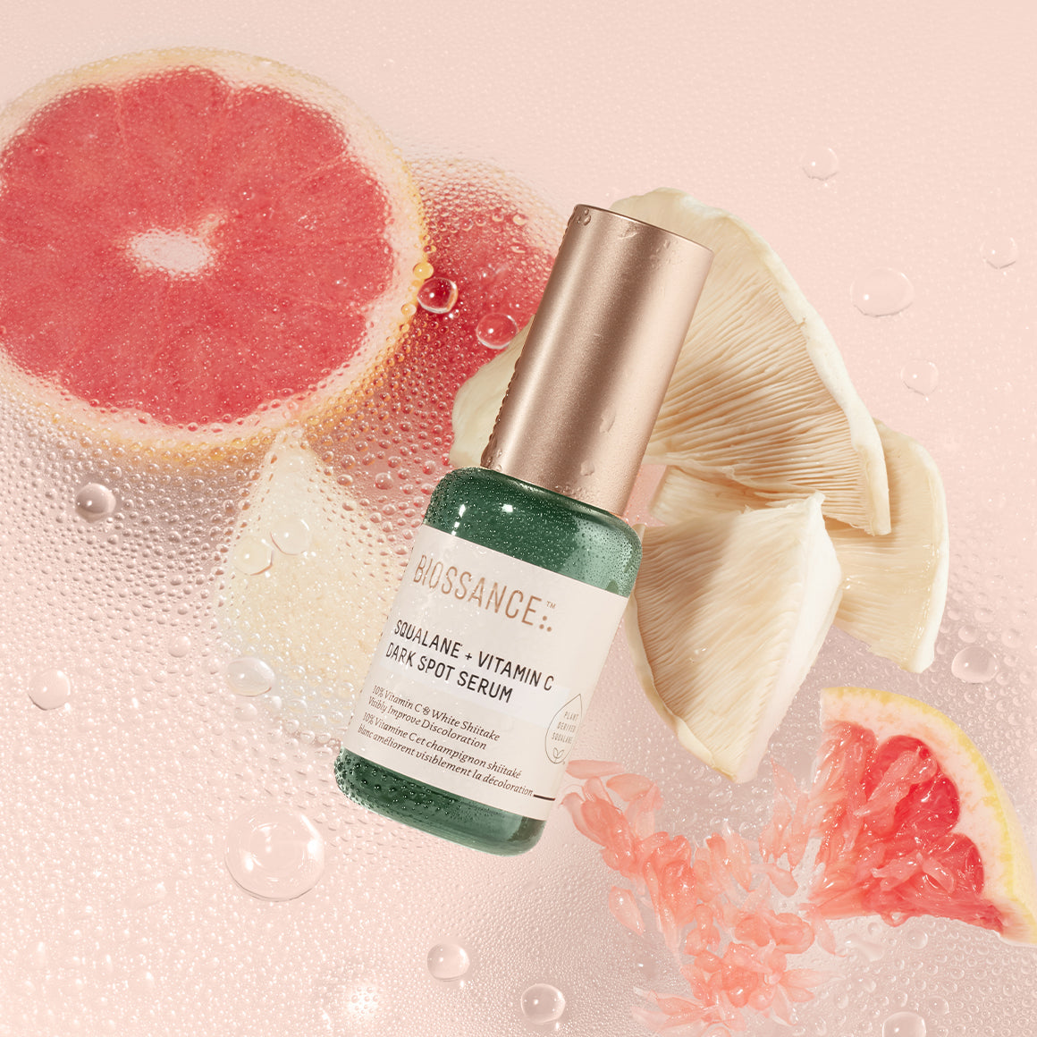 Squalane + Vitamin C Dark Spot Serum