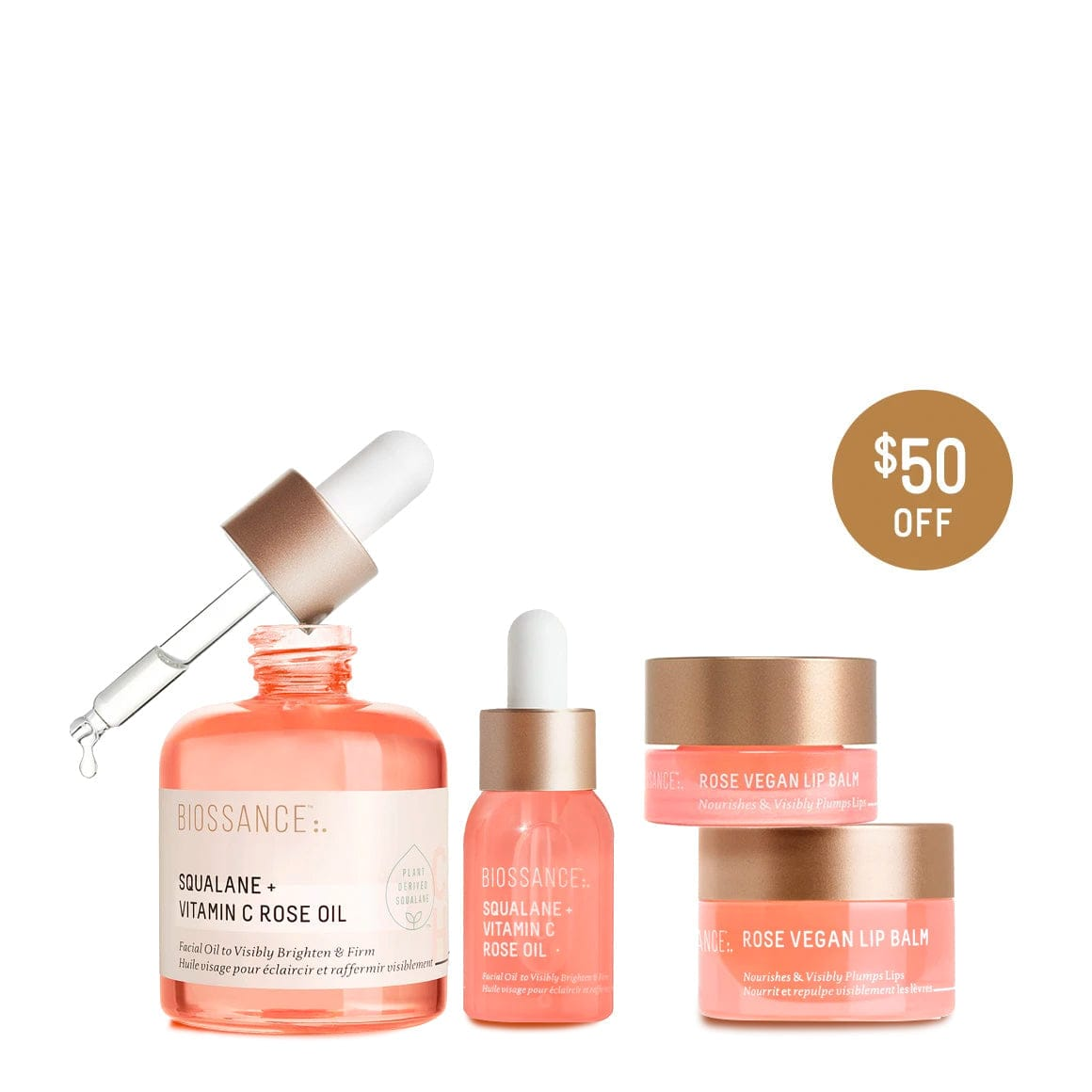 Radiant Rose Essentials Set