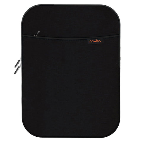 "Pawtec 7.9"" iPad mini Shockproof Neoprene Protective Storage Sleeve With Extra Storage Pocket for Accessories"