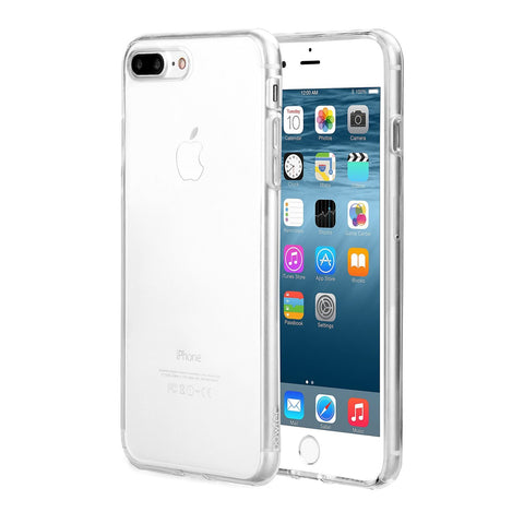 Pawtec Clear Smooth Touch Protective Case for iPhone 7 Plus