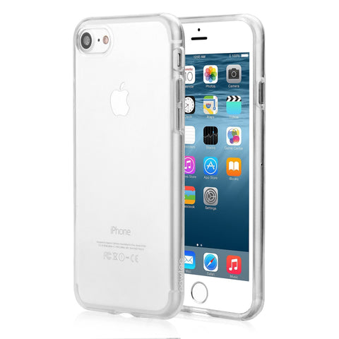 Pawtec Clear Smooth Touch Protective Case for iPhone 7