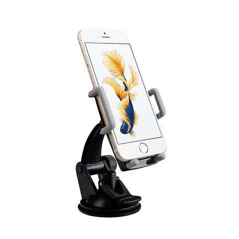 Pawtec Car Windshield and Dashboard Smartphone Mount