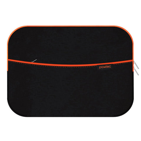 "Pawtec Protective Neoprene Sleeve With Extra Storage Pocket for 12"" MacBook"