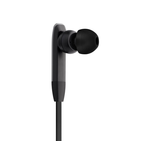 Pawtec Premium In-Ear Noise Cancellation Earphones with Volume Control and Microphone