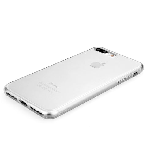 Pawtec Clear Smooth Touch Protective Case for iPhone 8 Plus / 7 Plus