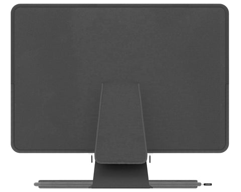 Pawtec 27-inch iMac Pro Neoprene Full Body Sleeve Bundle with Fullsize Keyboard Cover (Space Gray)
