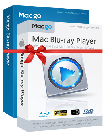 Macgo Blu-Ray Player Software (Downloadable Version)