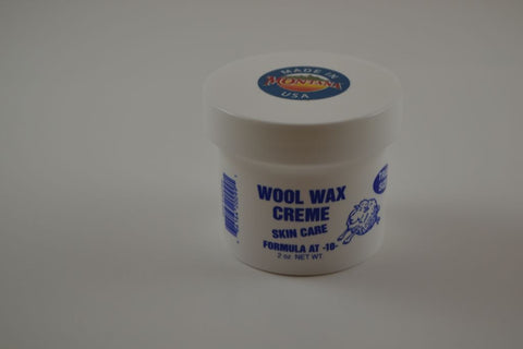 Wool Wax Creme 2 Ounce