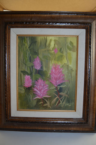 Montana Art: Hidden Treasures of Flowers