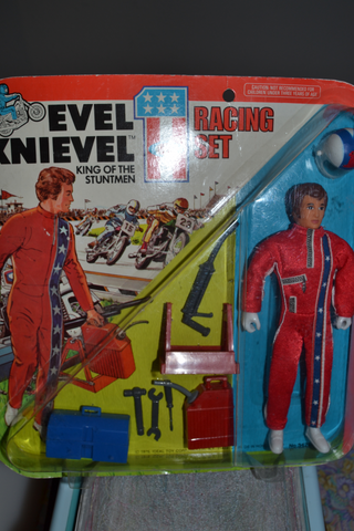 Evel Knievel Racing set