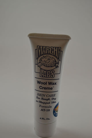 Wool Wax Creme 4 Ounce Squeeze Tube