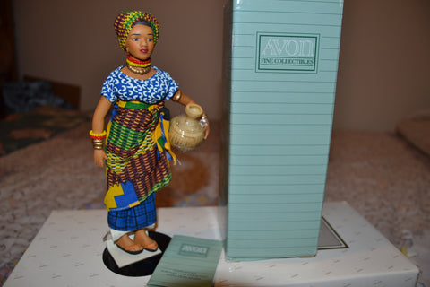 Adama From Nigeria International Doll from Avon