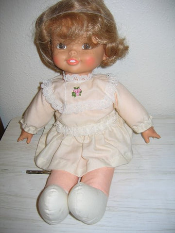 Dark Blonde Haired Northern Doll
