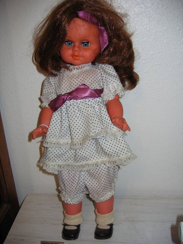 German Doll 19 inches tall