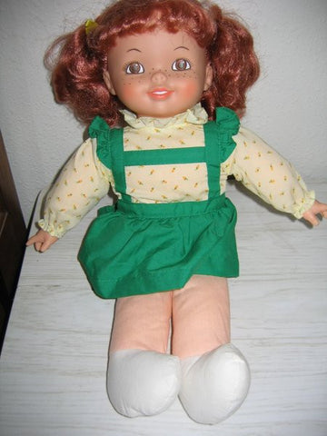 Red Haired Northern Doll