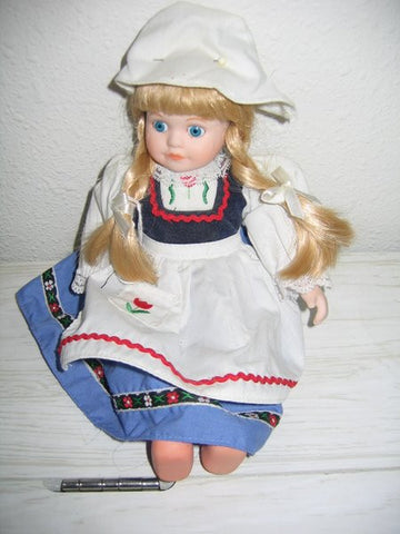Dutch Doll by Royalton Collection