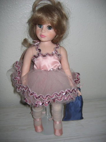 Dance Recital Doll by Robin Woods