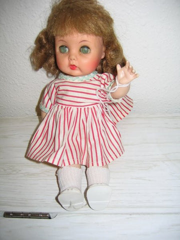 R&B Vintage Walking Doll