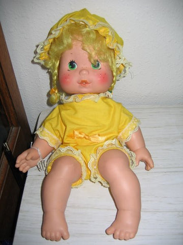 Vintage Lemon Meringue Doll by Kenner