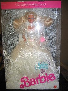 Wedding Fantasy Barbie Doll