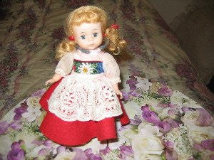 Swiss Madame Alexander Doll