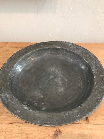 English Pewter Basin