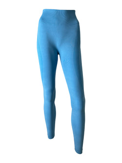 Seamless Legging in Light Blue