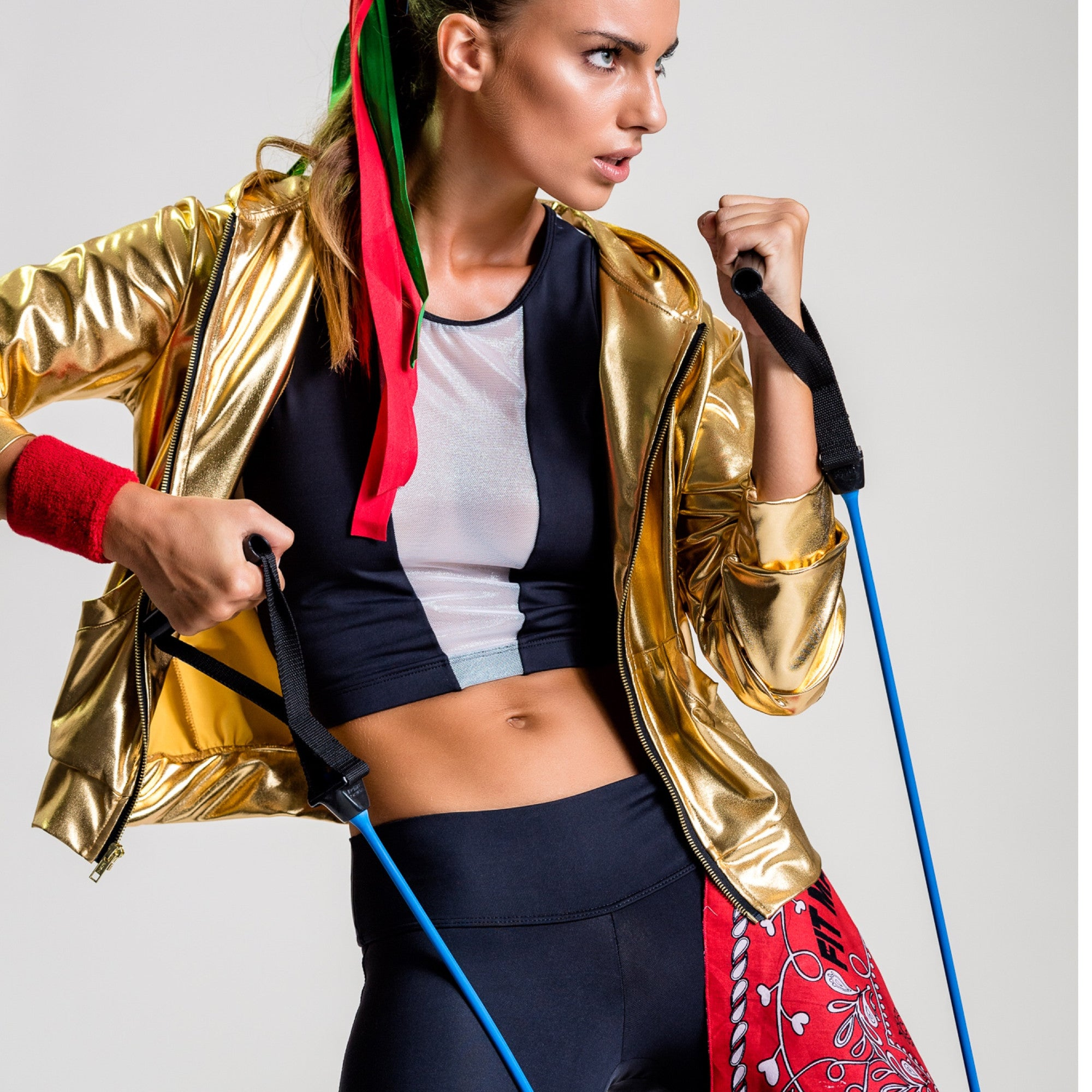 Fitness-Fashion Apparel for all your activities