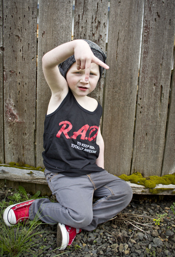 Dare to be Rad Tank