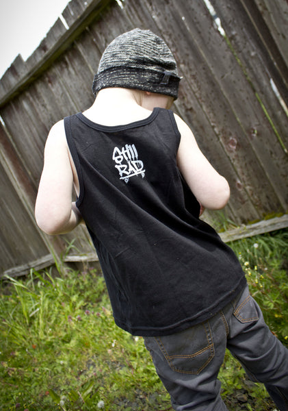 Dare to be Rad Tank - Still Rad Clothing  - 2